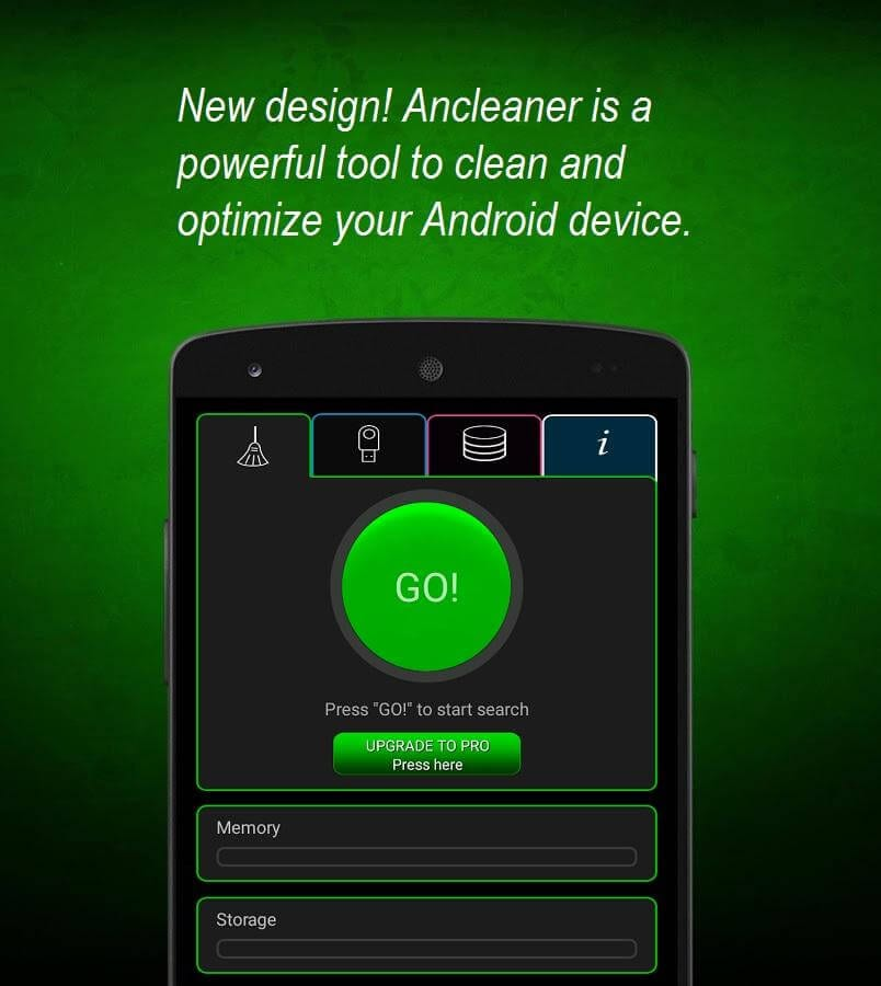 Ancleaner android