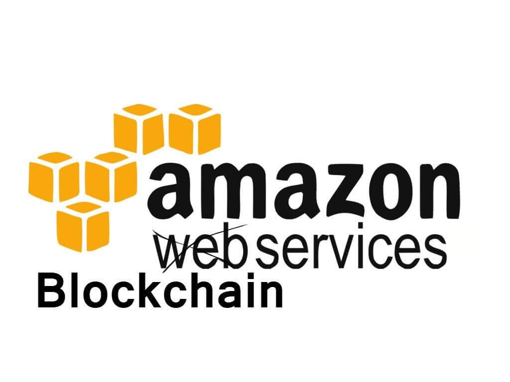 amazon blockchain services