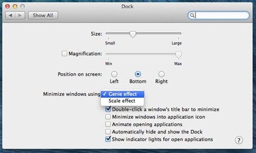 visual effects Mac