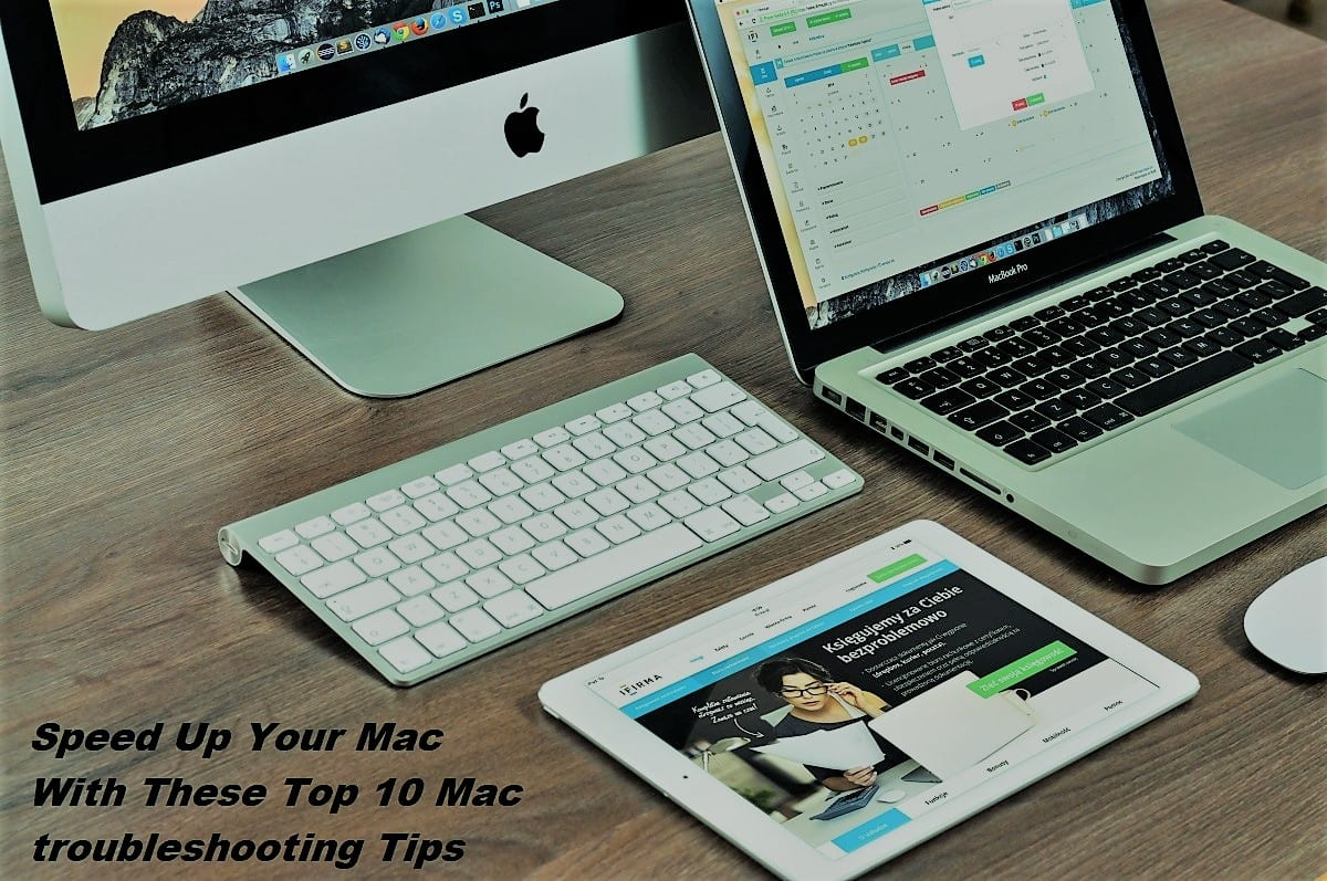 speed up your Mac performance