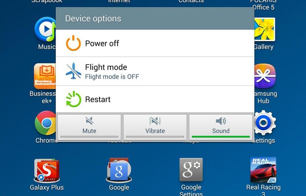 Restart-Android-Smartphone
