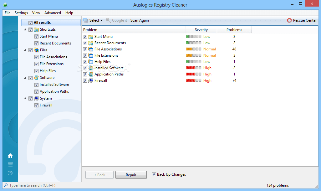 Auslogics-Registry-Cleaner