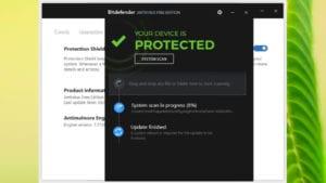bitedefender antivirus