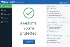 malwarebytes antivirus