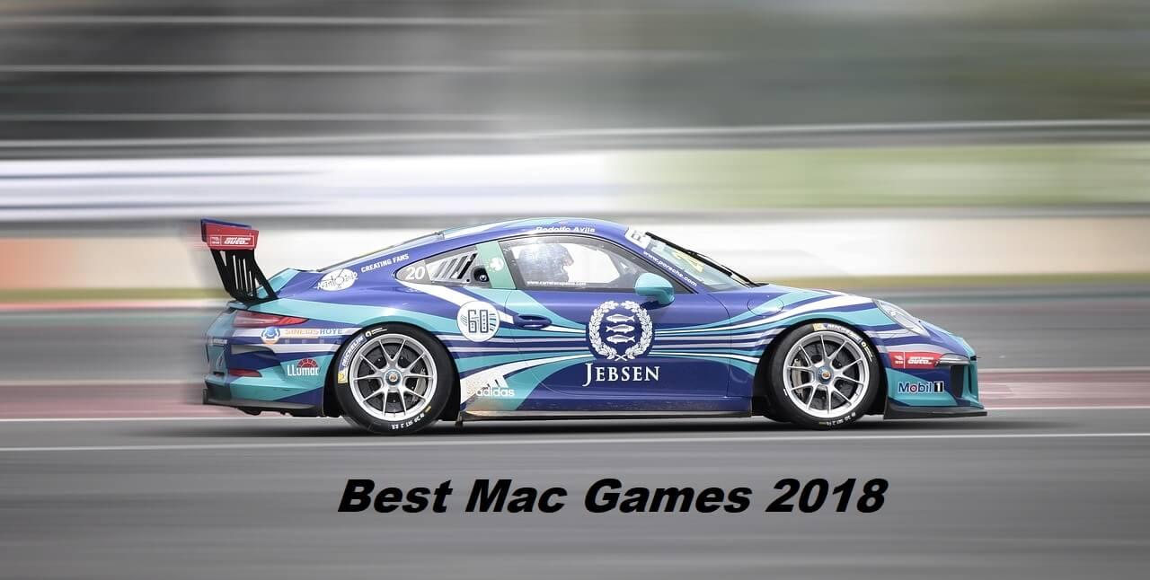 Best Mac Games 2018