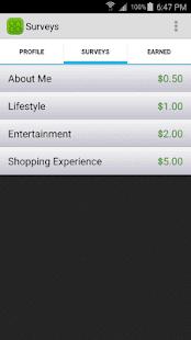 Surveys on the go - best money earning app