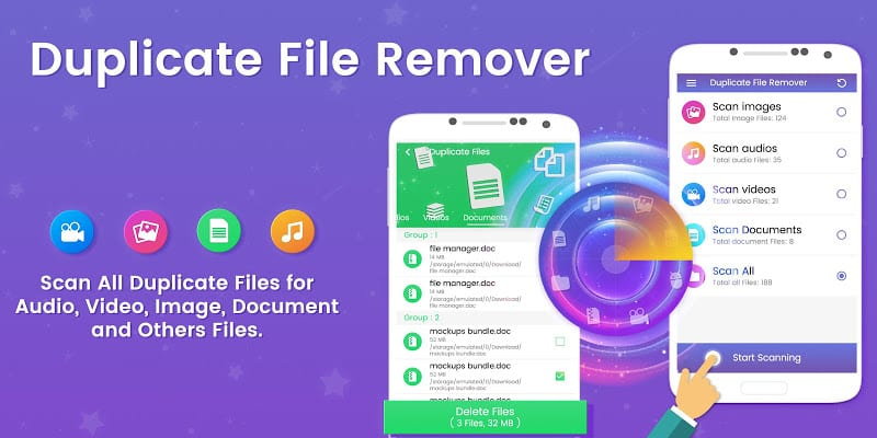 duplicate file remover android