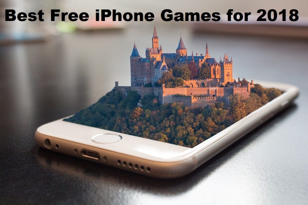 Best Free iPhone Games for 2018