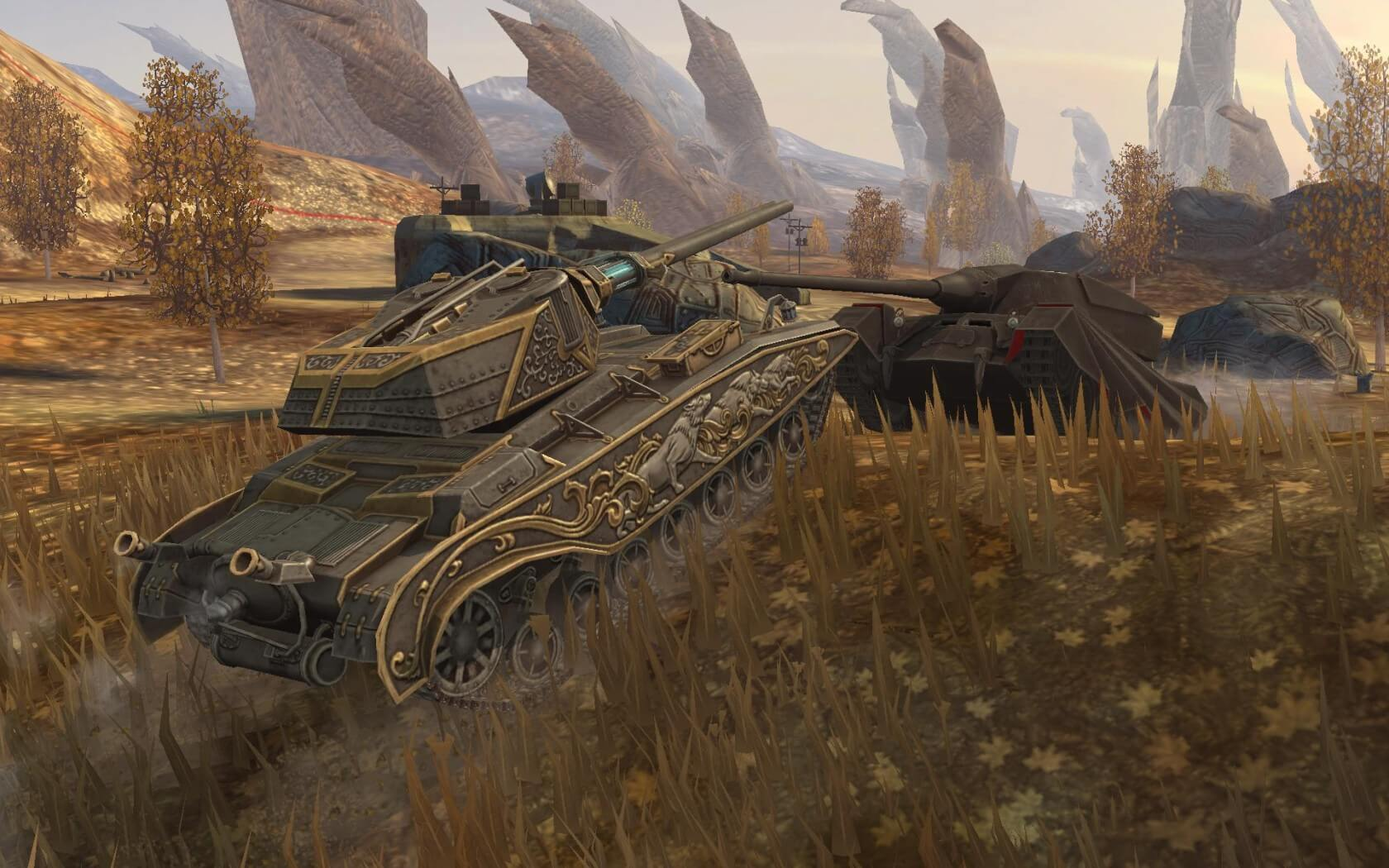 Worlds of Tanks Blitz best pc games 2018