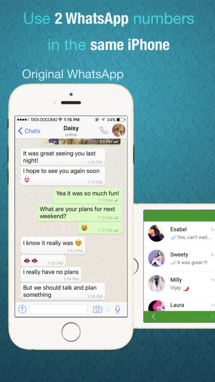 Whatsapp 2 iphone othman download   acquire pt  2019-04-10