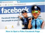 How to Spot a Fake Facebook Page
