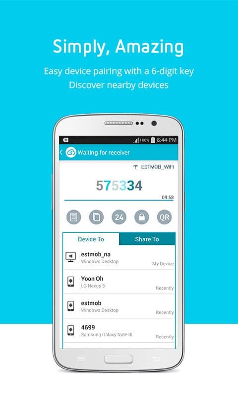 Send Anywhere-app-for-android