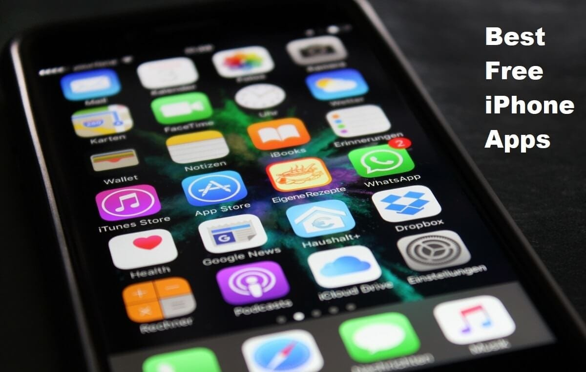The 10 Best Free iPhone Apps 2018
