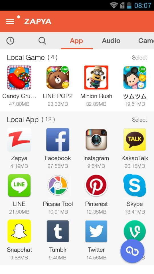 Zapya-app-for-android