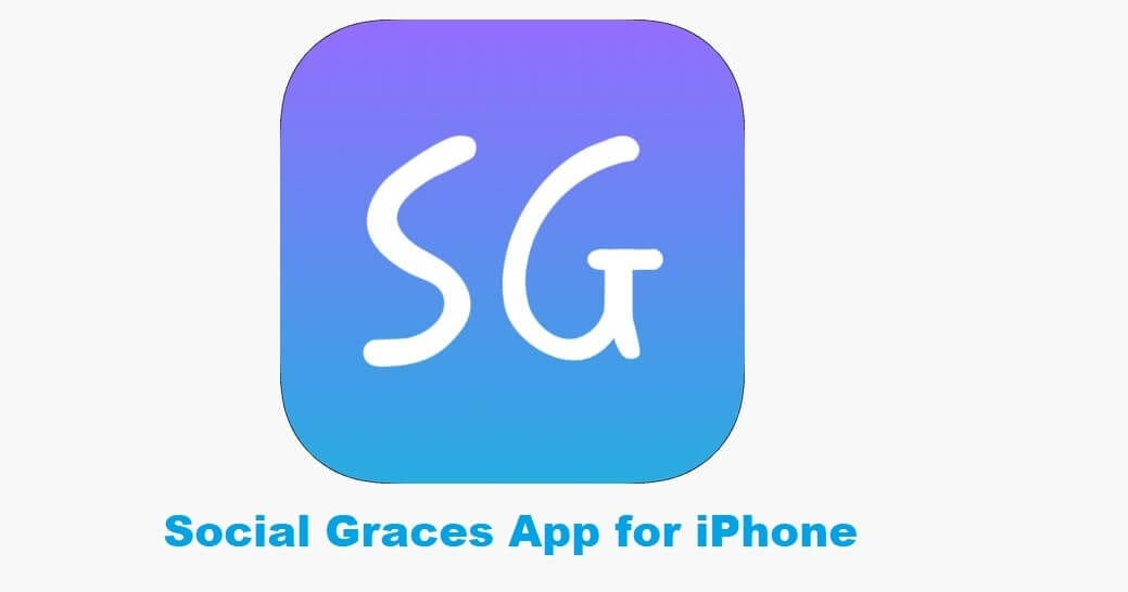 social graces app for iphone