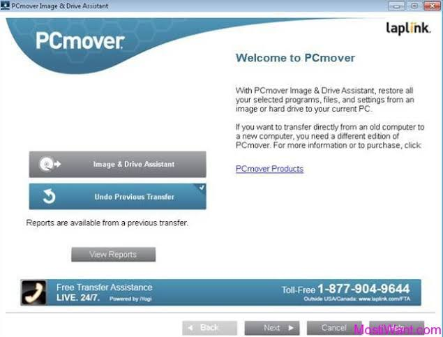 pcmover disk image software