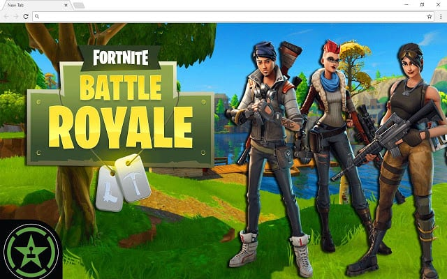 Fortnite Battle Royal Review