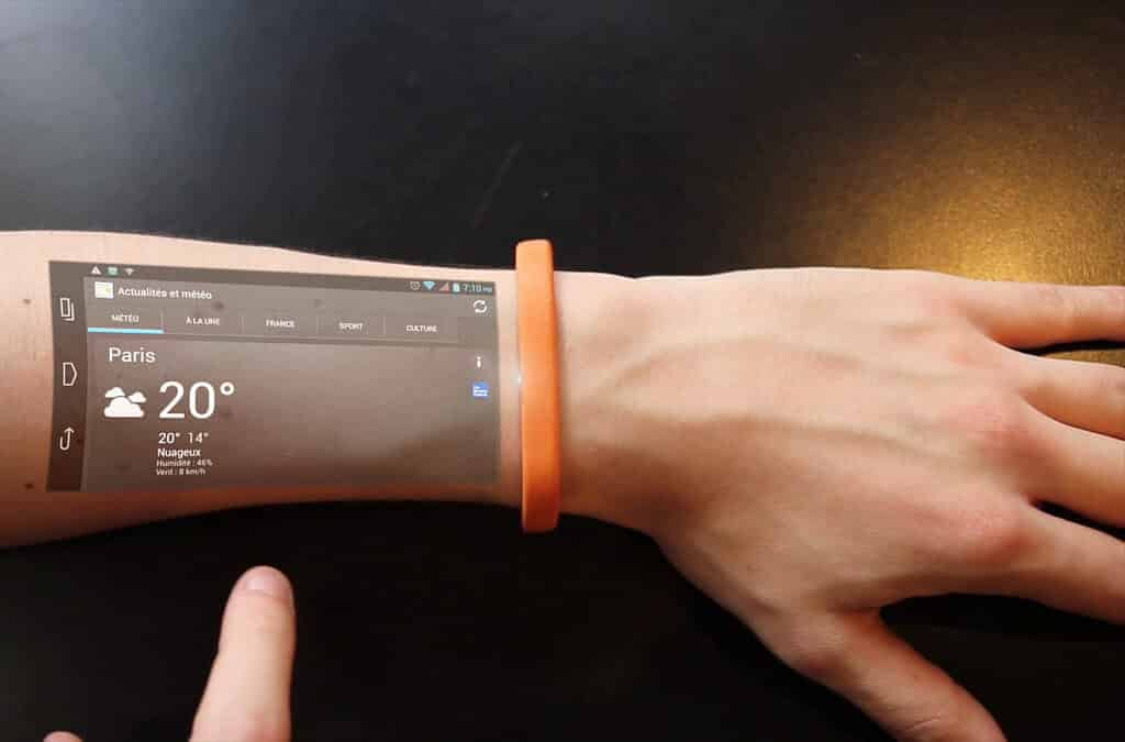 What's the Latest in Wearable Technology