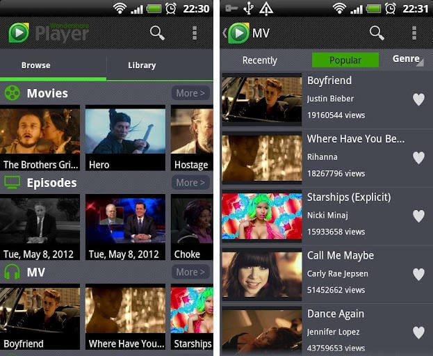 Wondershare Player-for-android