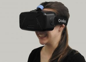 virtual reality VR games