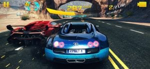asphalt 8 gameplay