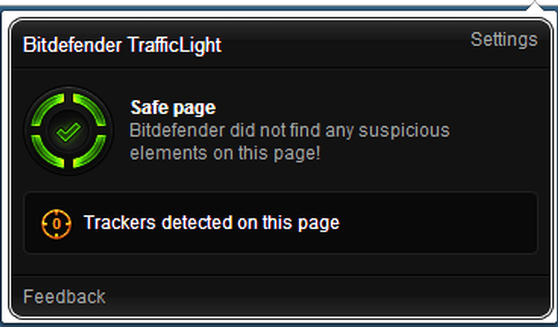 Bitdefender-Traffic-Light