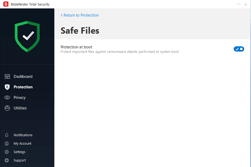 Safe-Files-bitdefender