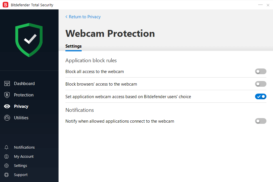 Webcam-Protection-bitdefender