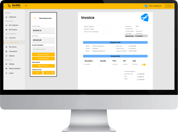 beebills-invoice-management-software