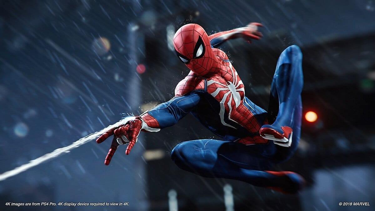 Marvel's-Spider-Man-gameplay
