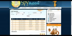 spybubble app