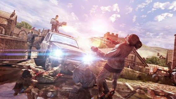 Dead Trigger 2 Graphics