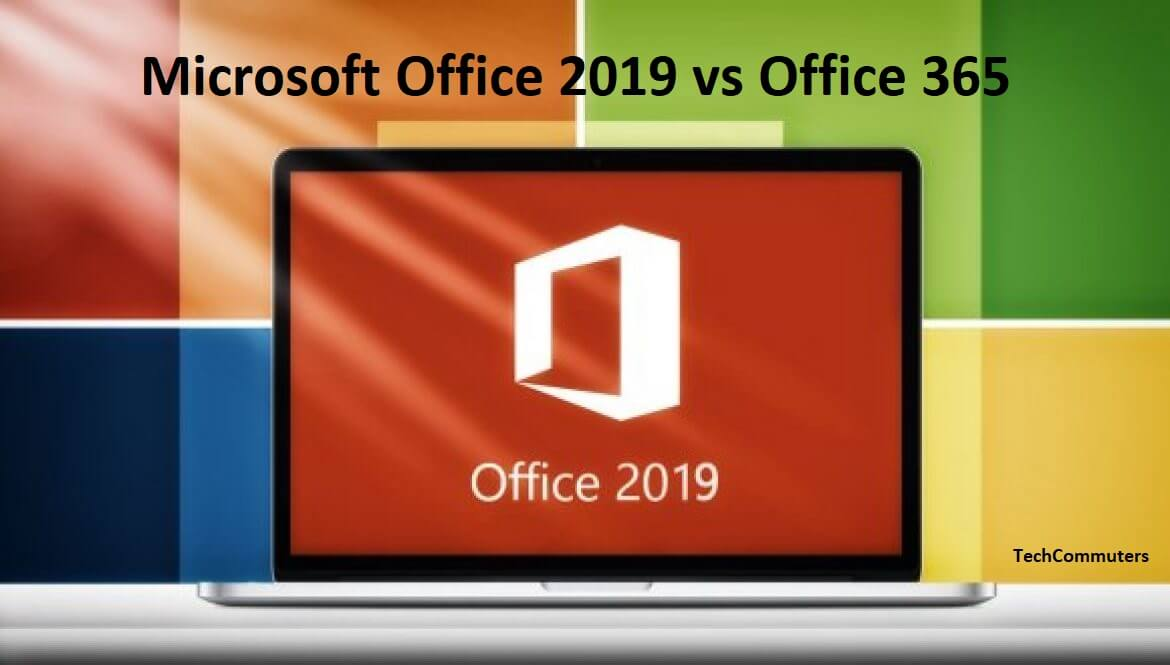 Microsoft-Office-2019-vs-Office 365