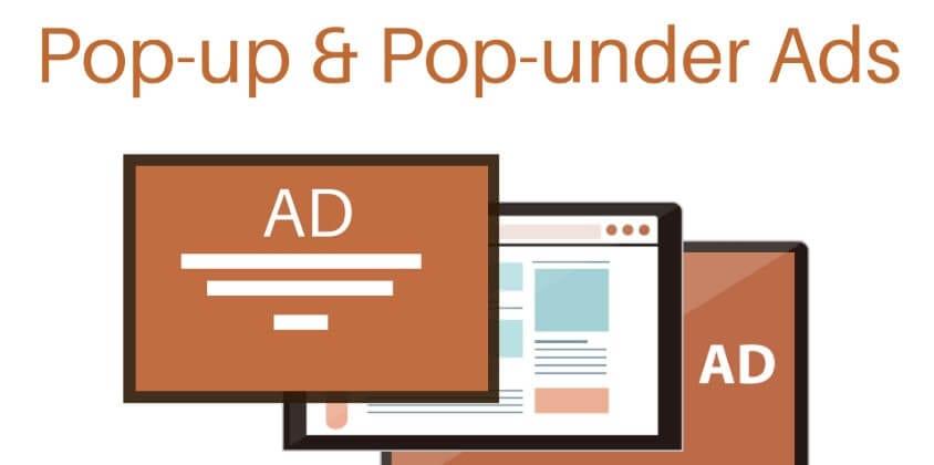 Pop-Under-Ads