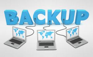 Regular Backups