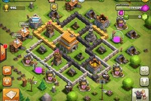 clash of clans theme