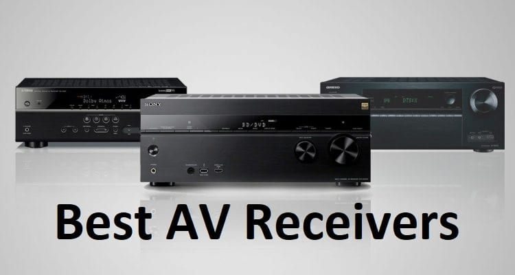 best-av-receivers