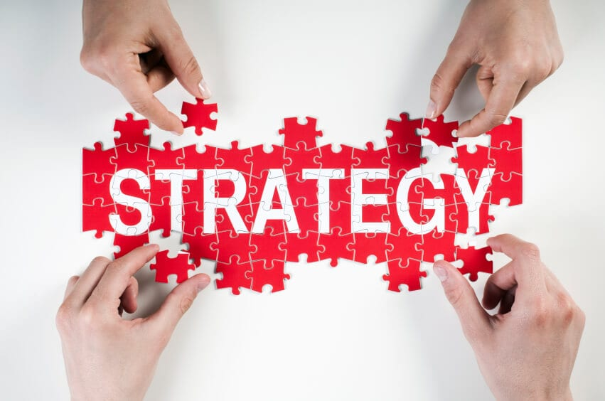 Find Your Strategy