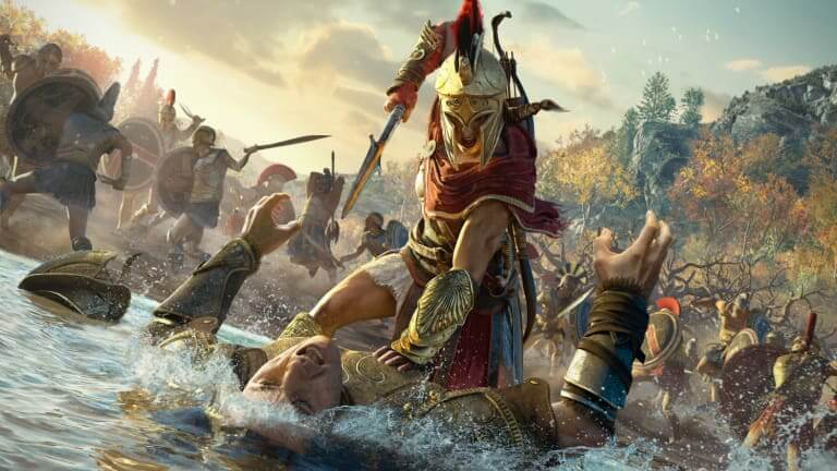 assassins creed odyssey video game 2019