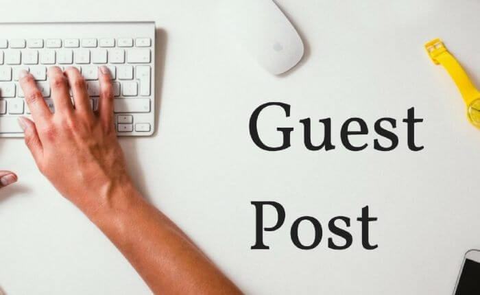 be selective with guest posts