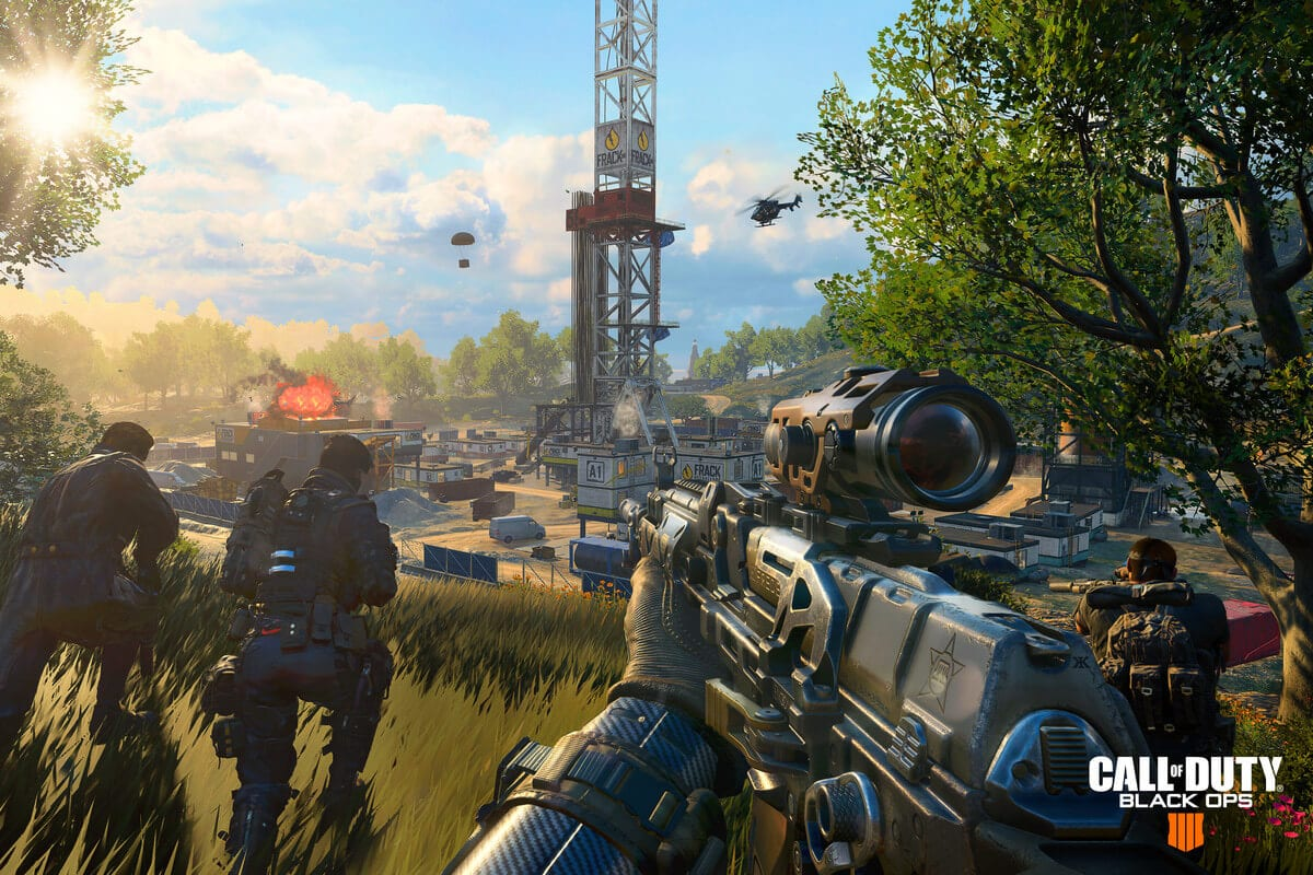 black ops 4 best video games 2019