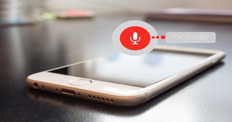 effect of voice search