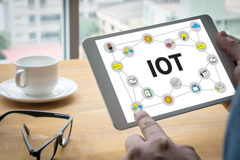 expansions of iot