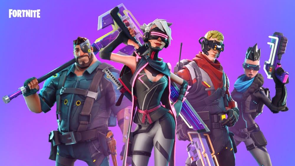 fortnite video game 2019