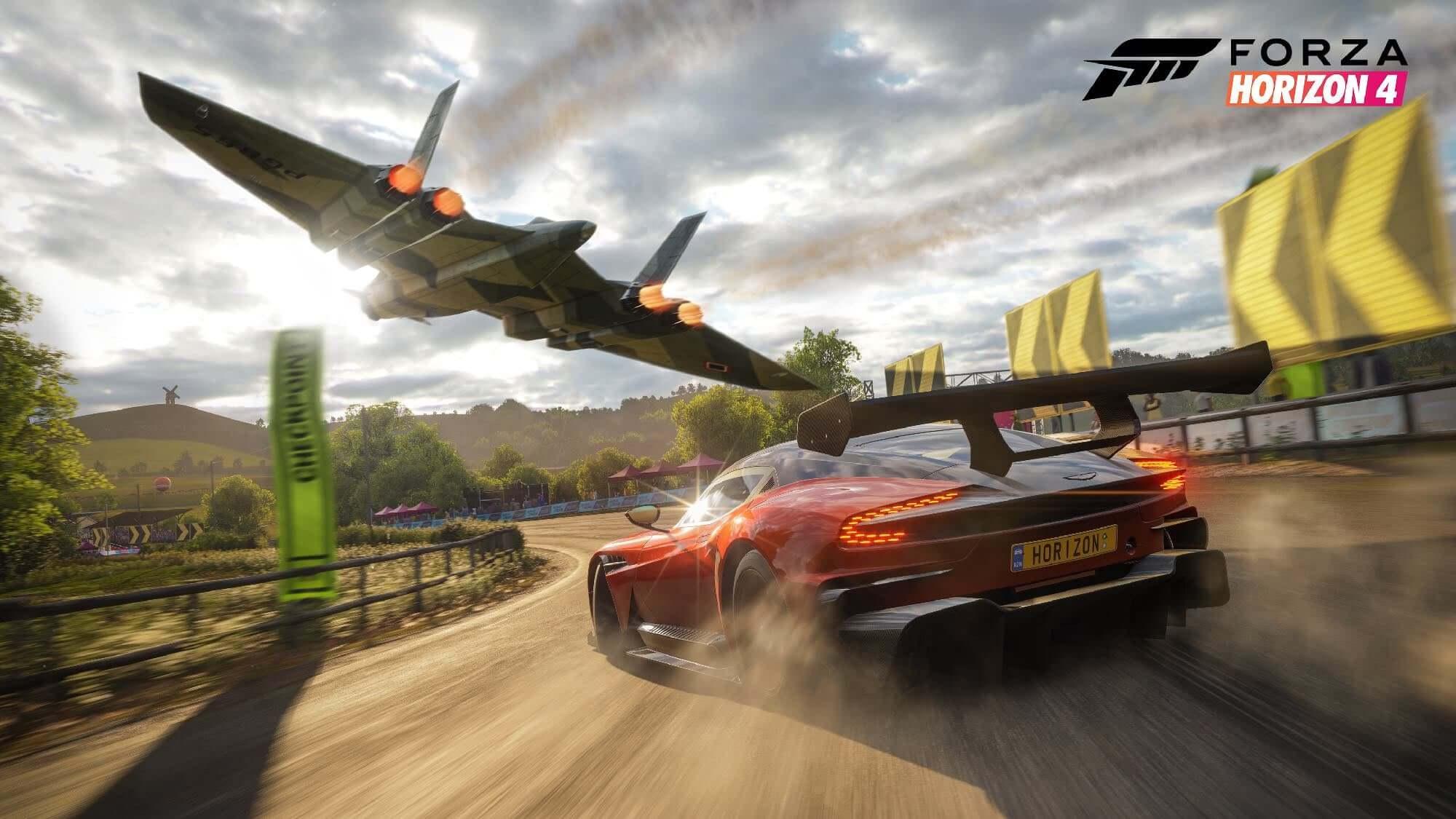 forza horizon 4 video games 2019