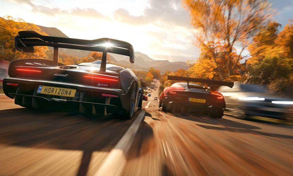 Forza Horizon 4 graphics