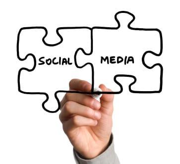 social media friendly content