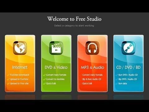 DVD VideoSoft Free Screen Recorder