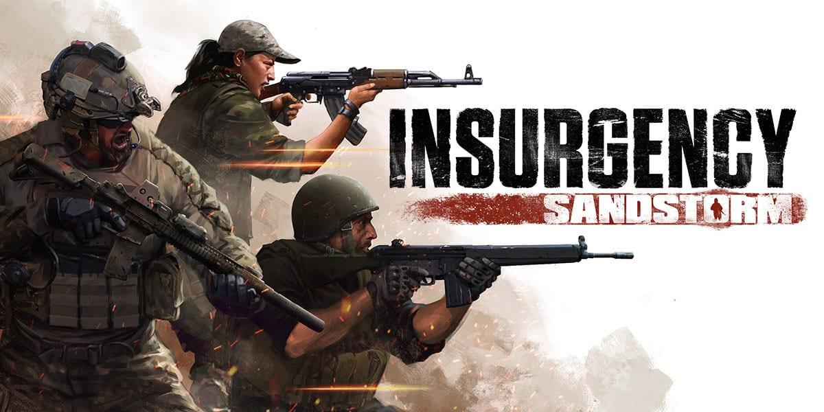 insurgency sandstorm