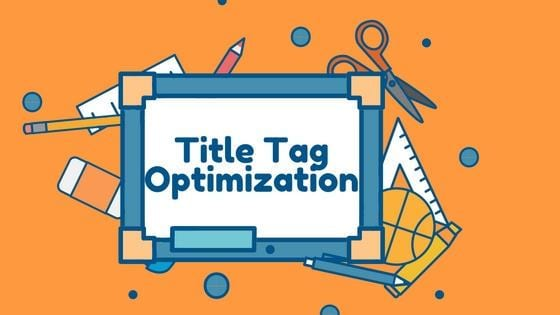 optimize your title